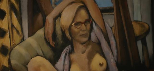 ルース肖像画