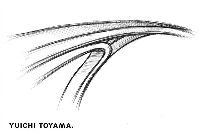 YUICHI TOYAMA sketch01