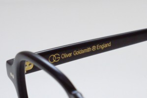 oliver goldsmith ROBYN Nero