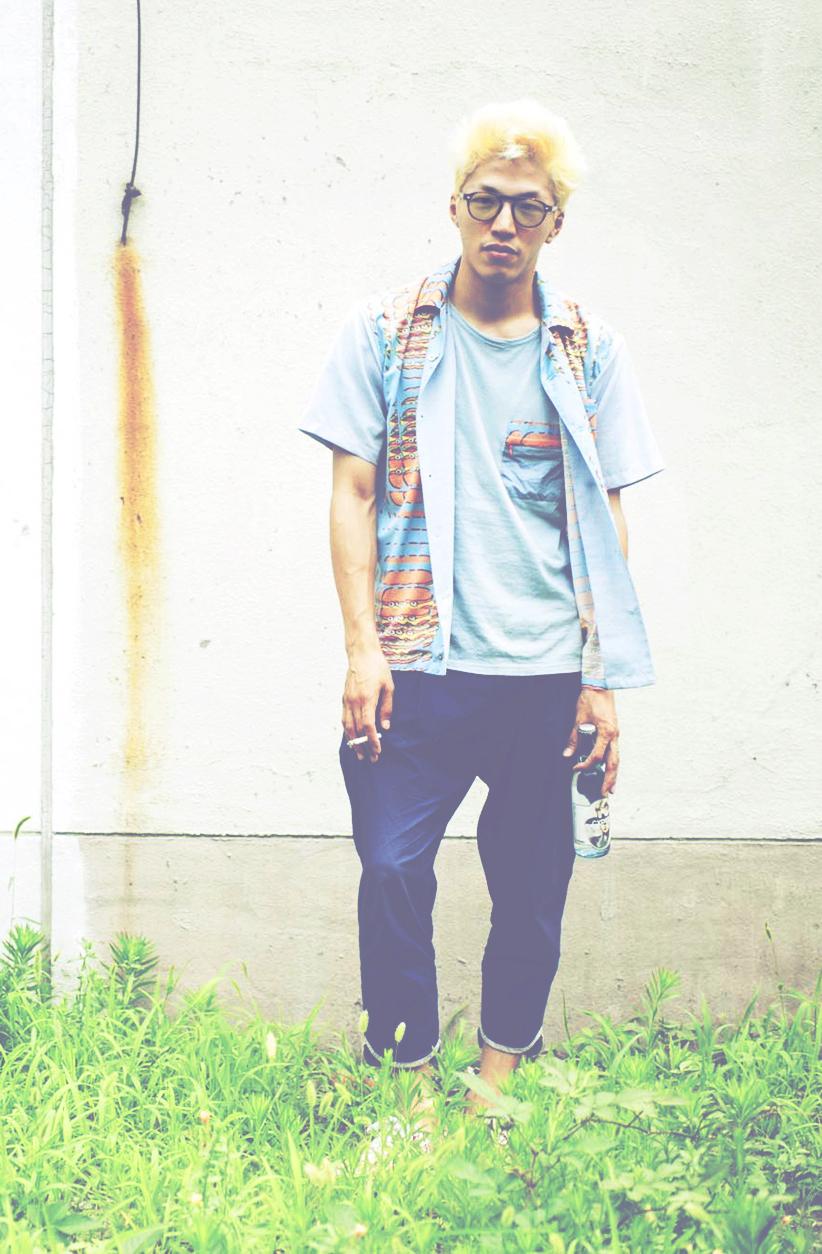 Yuji Okamotoスタイリング写真