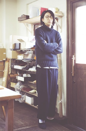 Ryo Kashiwazakiスタイリング写真